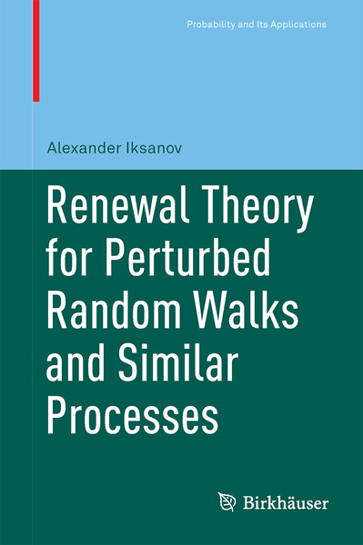 Renewal Theory for Perturbed Random Walks and Similar Processes | Dodax.ch