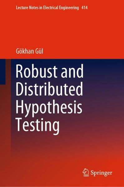 Robust and Distributed Hypothesis Testing   Dodax.ch