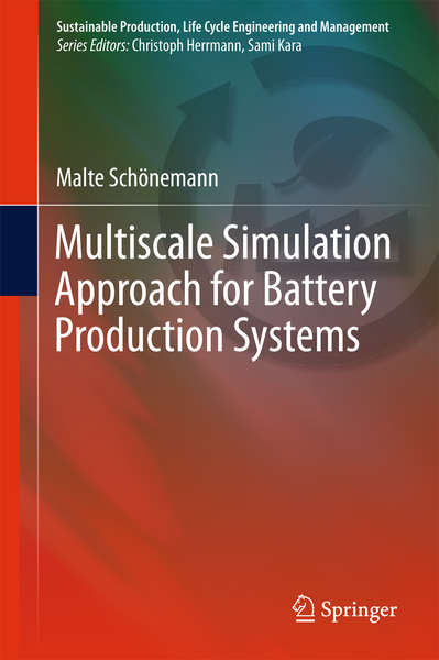 Multiscale Simulation Approach for Battery Production Systems | Dodax.ch