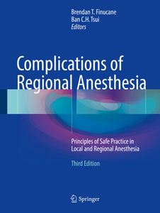 Complications of Regional Anesthesia | Dodax.ch