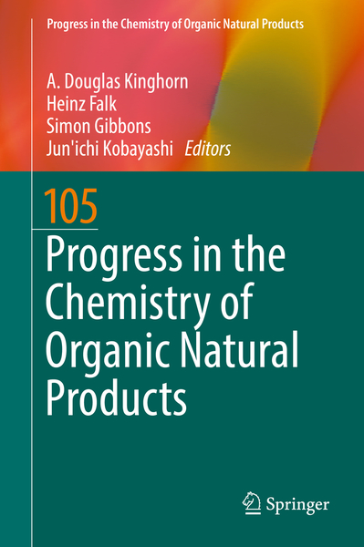 Progress in the Chemistry of Organic Natural Products 105 | Dodax.ch