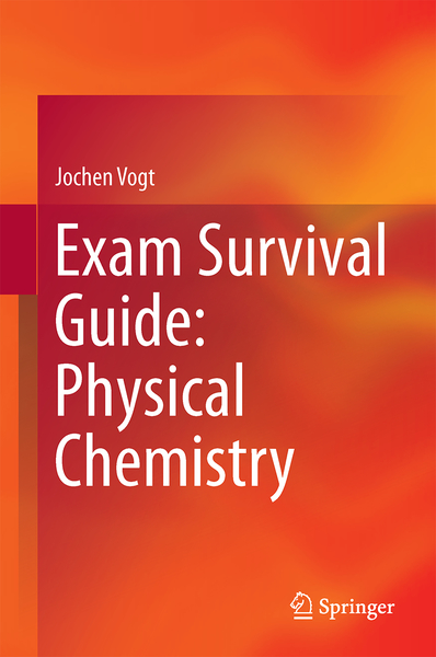 Exam Survival Guide: Physical Chemistry | Dodax.nl