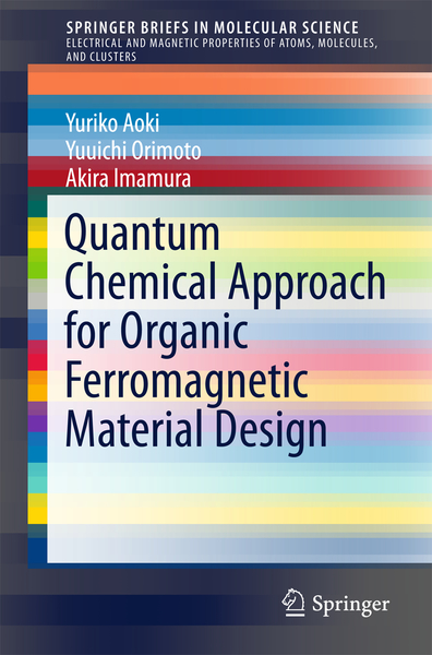 Quantum Chemical Approach for Organic Ferromagnetic Material Design | Dodax.ch