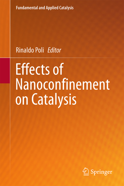 Effects of Nanoconfinement on Catalysis | Dodax.ch