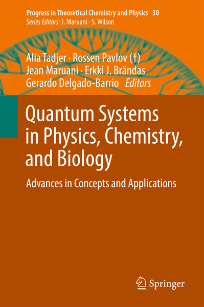 Quantum Systems in Physics, Chemistry, and Biology | Dodax.nl