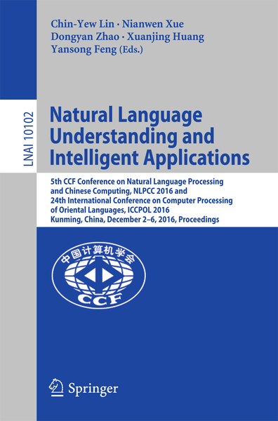 Natural Language Understanding and Intelligent Applications | Dodax.ch