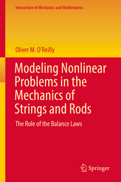 Modeling Nonlinear Problems in the Mechanics of Strings and Rods   Dodax.pl