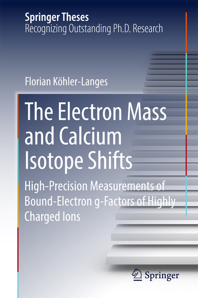 The Electron Mass and Calcium Isotope Shifts | Dodax.nl