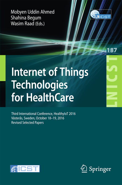 Internet of Things Technologies for HealthCare | Dodax.nl