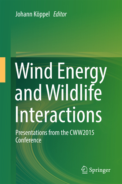 Wind Energy and Wildlife Interactions | Dodax.ch