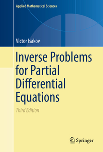 Inverse Problems for Partial Differential Equations | Dodax.pl
