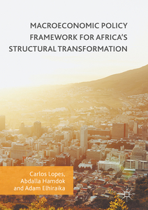 Macroeconomic Policy Framework for Africa's Structural Transformation | Dodax.pl