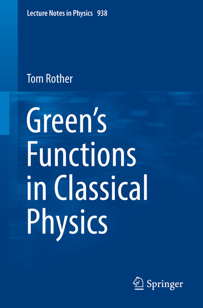 Green's Functions in Classical Physics | Dodax.ch
