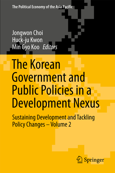 The Korean Government and Public Policies in a Development Nexus | Dodax.ch