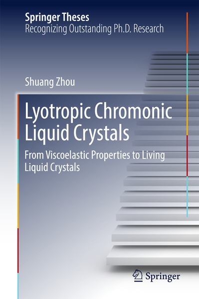 Lyotropic Chromonic Liquid Crystals | Dodax.nl