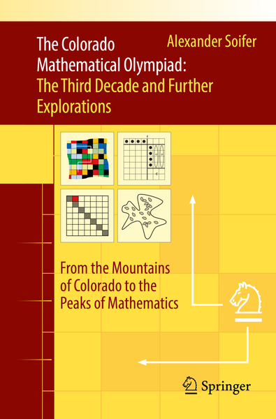 The Colorado Mathematical Olympiad: The Third Decade and Further Explorations | Dodax.de