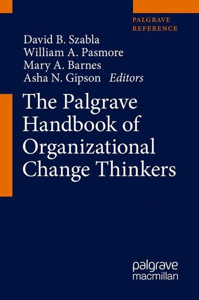 The Palgrave Handbook of Organizational Change Thinkers | Dodax.co.uk