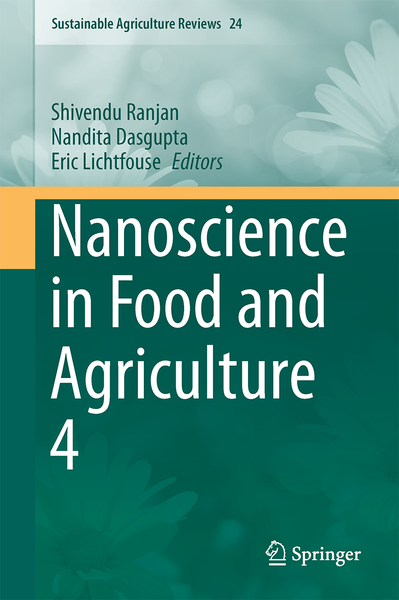 Nanoscience in Food and Agriculture 4 | Dodax.nl