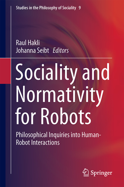Sociality and Normativity for Robots | Dodax.ch