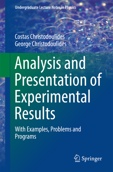 Analysis and Presentation of Experimental Results | Dodax.de