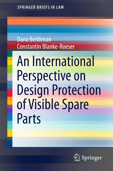 Design Law Protection of Component Parts in the EU and the US | Dodax.ch