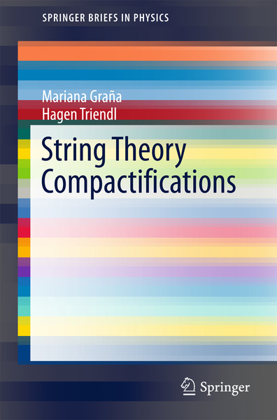 String Theory Compactifications | Dodax.at
