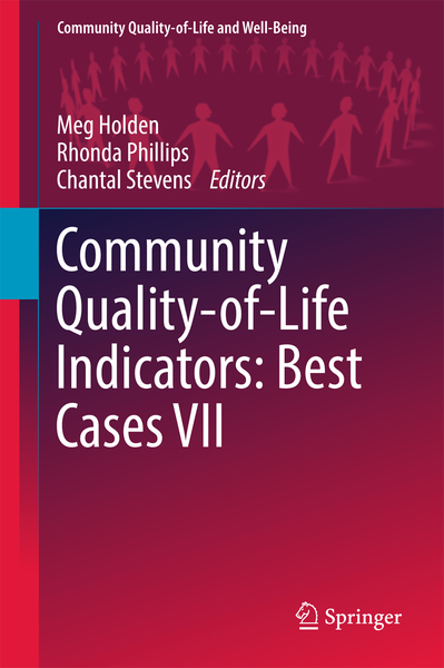 Community Quality-of-Life Indicators: Best Cases VII | Dodax.ch