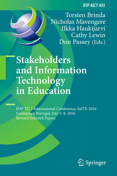 Stakeholders and Information Technology in Education | Dodax.ch
