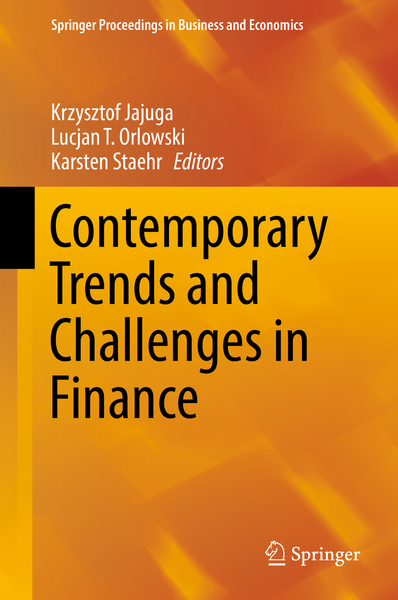 Contemporary Trends and Challenges in Finance | Dodax.ch