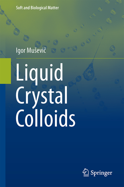 Liquid Crystal Colloids | Dodax.nl