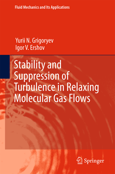 Stability and Suppression of Turbulence in Relaxing Molecular Gas Flows | Dodax.nl