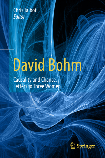 David Bohm: Causality and Chance, Letters to Three Women | Dodax.nl
