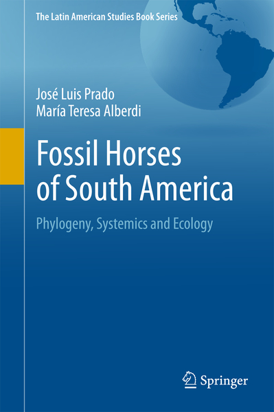 Fossil Horses of South America | Dodax.nl