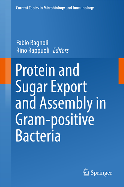 Protein and Sugar Export and Assembly in Gram-positive Bacteria | Dodax.ch