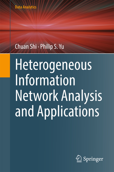 Heterogeneous Information Network Analysis and Applications | Dodax.ch