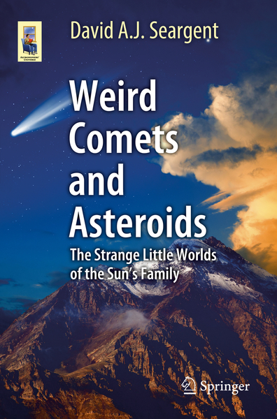 Weird Comets and Asteroids   Dodax.at