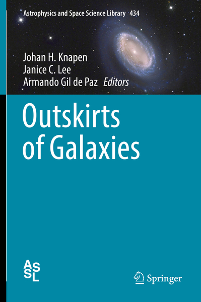 Outskirts of Galaxies | Dodax.ch