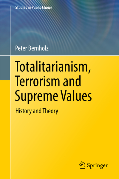 Totalitarianism, Terrorism and Supreme Values | Dodax.pl