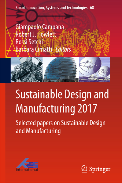 Sustainable Design and Manufacturing 2017 | Dodax.ch