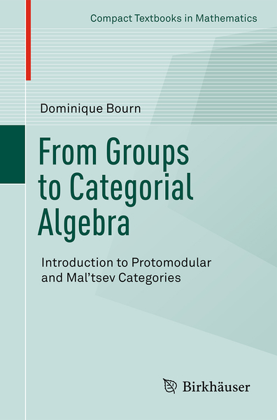 From Groups to Categorial Algebra | Dodax.ch