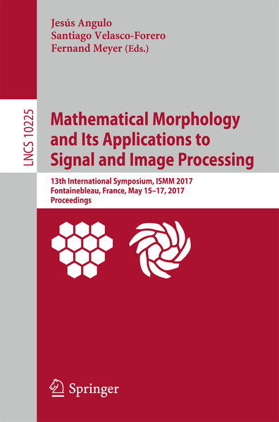 Mathematical Morphology and Its Applications to Signal and Image Processing | Dodax.ch