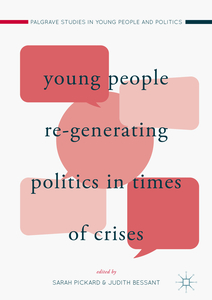 Young People Re-Generating Politics in Times of Crises | Dodax.nl