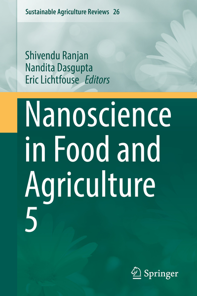 Nanoscience in Food and Agriculture 5 | Dodax.nl