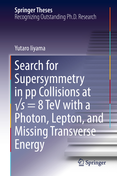 Search for Supersymmetry in pp Collisions at √s = 8 TeV with a Photon, Lepton, and Missing Transverse Energy | Dodax.nl