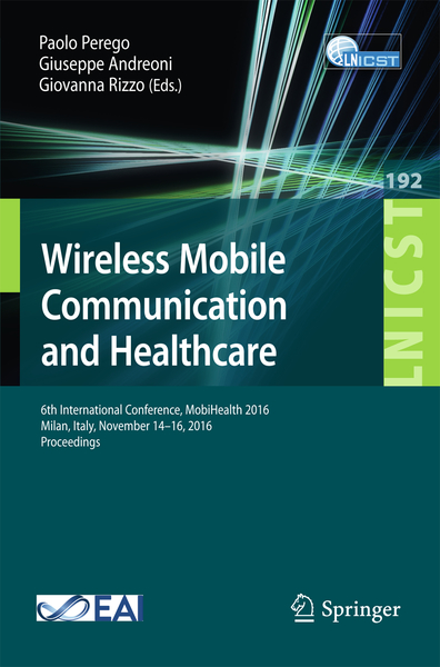 Wireless Mobile Communication and Healthcare | Dodax.nl