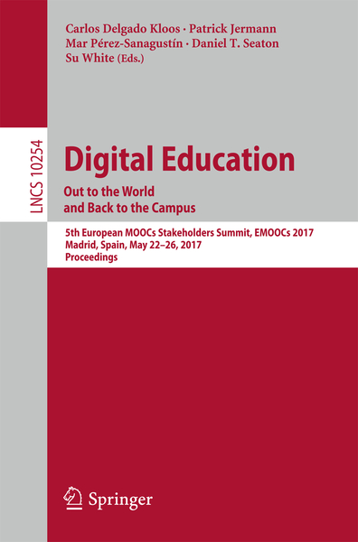 Digital Education: Out to the World and Back to the Campus   Dodax.ch