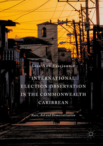 International Election Observation in the Commonwealth Caribbean   Dodax.ch