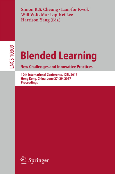 Blended Learning. New Challenges and Innovative Practices   Dodax.ch