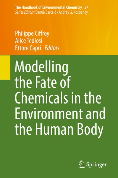 Modelling the Fate of Chemicals in the Environment and the Human Body | Dodax.ch