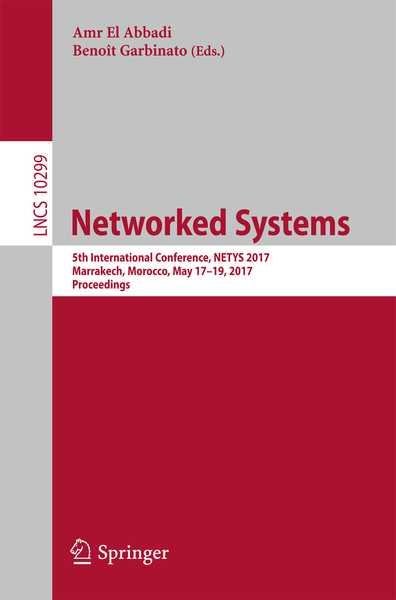 Networked Systems | Dodax.ch